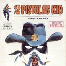 Cómics: 2 PISTOLAS KID VERTICE VOL.1 Nº 1 : DOS PISTOLAS KID, EN ACCION. Lote 48860685
