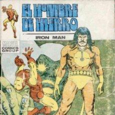 Cómics: EL HOMBRE DE HIERRO VERTICE VOL.1 Nº 27 : RAGA , EL HIJO DEL FUEGO. Lote 48863521