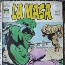 Cómics: LA MASA V.3 Nº 2. Lote 28425083