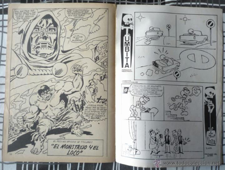 Cómics: LA MASA V.3 Nº 20 - Foto 5 - 28662513