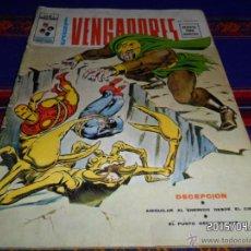 Cómics: VÉRTICE VOL. 2 LOS VENGADORES Nº 2. 30 PTS. 1974. DECEPCIÓN. REGALO LOS VENGADORES COLOR Nº 50. Lote 48902414