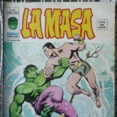 Cómics: LA MASA V.3 Nº9. Lote 48903015