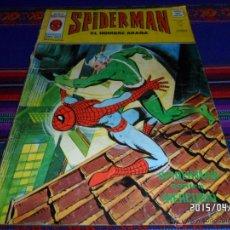 Cómics: VÉRTICE VOL. 3 SPIDERMAN Nº 34. 50 PTS. 1977. CONTRA MERCURIO. EL DIFÍCIL DE LA COLECCIÓN!!!!. Lote 48903307