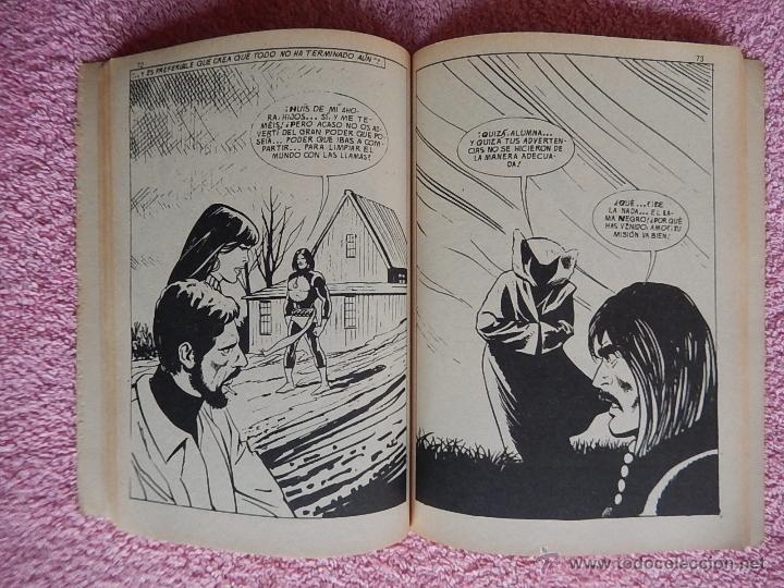 Cómics: el hombre de hierro 27 ediciones vertice 1973 raga el hijo del fuego vol 1 25 pesetas - Foto 3 - 48927244