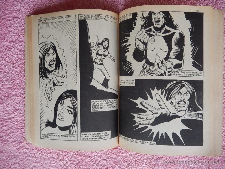 Cómics: el hombre de hierro 27 ediciones vertice 1973 raga el hijo del fuego vol 1 25 pesetas - Foto 4 - 48927244