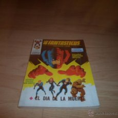 Comics : VERTICE. COMICS GROUP, LOS 4 FANTASTICOS, EL DIA DE LA MUERTE, Nº 24. Lote 48933892