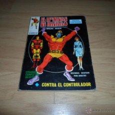 Cómics: VERTICE. COMICS GROUP, EL HOMBRE DE HIERRO, CONTRA EL CONTROLADOR, Nº 5. Lote 48934550