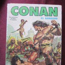 Cómics: CONAN EL BARBARO. EXTRA - 1 CONAN EL BUCANERO. JOHN BUSCEMA MUNDICOMICS. VERTICE. 1980 TEBENI. Lote 48986432