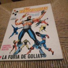 Cómics: MARVEL COMICS GROUP.VERTICE. LOS VENGADORES. LA FURIA DE GOLIAT, Nº 29. Lote 49036918