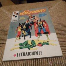 Cómics: MARVEL COMICS GROUP.VERTICE. LOS VENGADORES. TRAICION, Nº 30. Lote 49036983