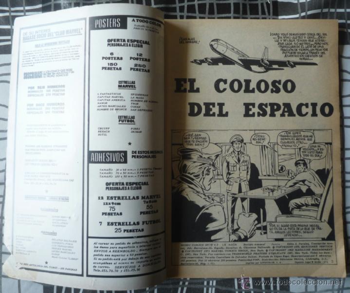 Cómics: LA MASA V3 Nº 18 - Foto 3 - 28662334