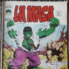 Cómics: LA MASA V.3 Nº 12. Lote 30327540