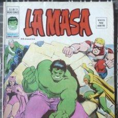Cómics: LA MASA V.3 Nº 14. Lote 30327621