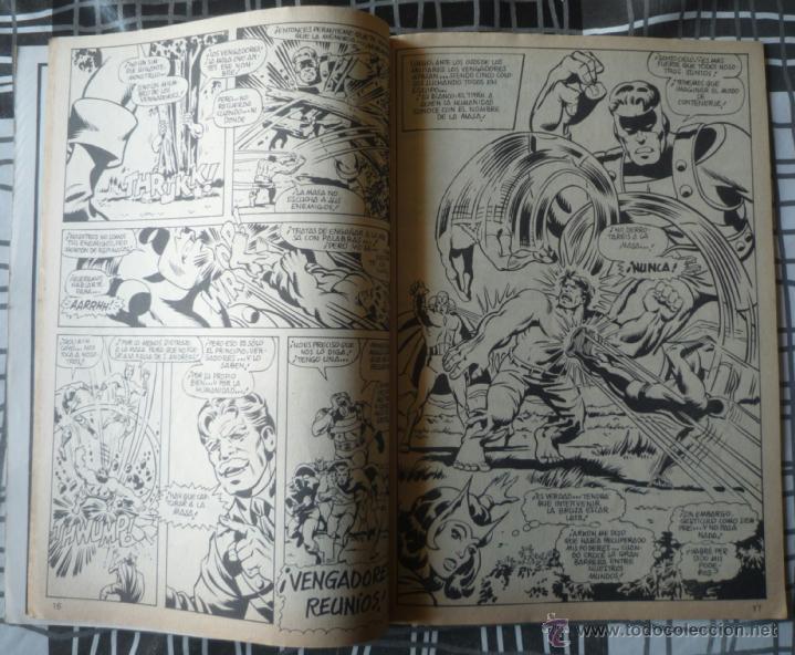 Cómics: LA MASA V.3 Nº 14 - Foto 4 - 30327621