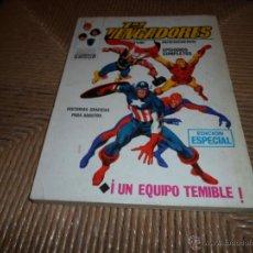 Comics : MARVEL COMICS GROUP.VERTICE. LOS VENGADORES. UN EQUIPO TEMIBLE, Nº 2. Lote 49073795