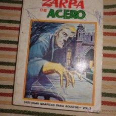 Cómics: ZARPA DE ACERO EDICION ESPECIAL Nº 9 VERTICE 256 PAGINAS. Lote 49083383