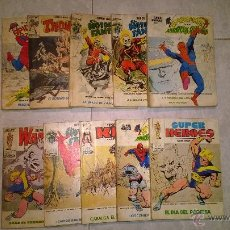 Cómics: COLECCIÓN COMPLETA SUPER HEROES VOL. 1 ED. VERTICE. Lote 49099636