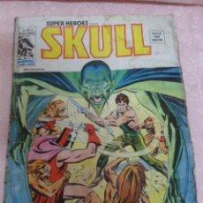 Cómics: SKULL MUNDI-COMICS MARVEL COMICS GROUP VERTICE V2 Nº 54 AÑOS 70. Lote 49104689