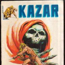 Cómics: TEBEO COMIC COLECCIÓN KAZAR Nº 3 VER FOTO QUE NO TE FALTE EN TU COLECCION. Lote 49105674