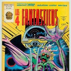Cómics: MUNDI-COMICS - LOS 4 FANTÁSTICOS - VOL. 3 - Nº 31 - ED. VERTICE - 1980. Lote 49140515