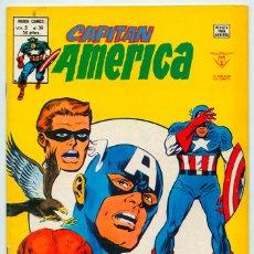Cómics: MUNDI-COMICS - CAPITÁN AMÉRICA - VOL. 3 - Nº 39 - ED. VERTICE - 1980. Lote 49140776