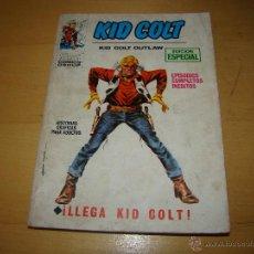Cómics: KID COLT Nº 1 - VERTICE - VOLUMEN 1. Lote 49198015