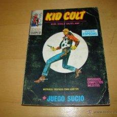 Cómics: KID COLT Nº 4 - VERTICE - VOLUMEN 1. Lote 49198074