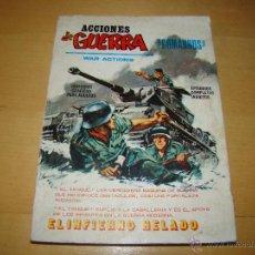 Cómics: ACCIONES DE GUERRA Nº 2 - VÉRTICE - VOLUMEN 1. Lote 49198328