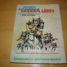 Cómics: ACCIONES DE GUERRA Nº 4 - VÉRTICE - VOLUMEN 1. Lote 49198363