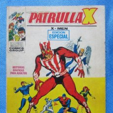 Cómics: PATRULLA X. X - MEN. GUERRA EN EL MUNDO INFERIOR. EDICIONES VERTICE, 1972.. Lote 49215787