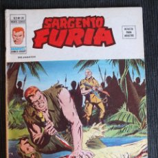 Cómics: SARGENTO FURIA Nº 28 VOLUMEN 2 EDITORIAL VERTICE. Lote 49259445