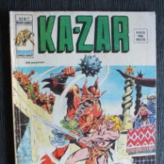 Cómics: KAZAR Nº 9 VOLUMEN 2 EDITORIAL VERTICE. Lote 49259652