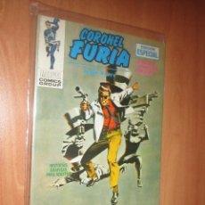 Cómics: VERTICE- CORONEL FURIA NUMERO 13- EXCELENTE ESTADO. Lote 49264079