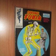 Cómics: VERTICE- CORONEL FURIA NUMERO 12. . MUY BUEN ESTADO. Lote 49264091