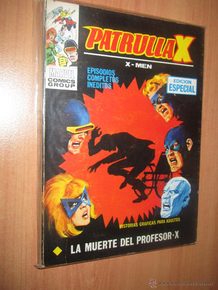 VERTICE. PATRULLA-X NUMERO 19- 1º EDICION- EXCELENTE (Tebeos y Comics - Vértice - Patrulla X)