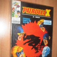 Cómics: VERTICE. PATRULLA-X NUMERO 19- 1º EDICION- EXCELENTE. Lote 49264121