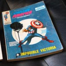 Cómics: CAPITAN AMÉRICA Nº 13 (COMPLETO) 128 PP. VÉRTICE TACO. Lote 49270667