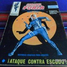Cómics: VÉRTICE VOL. 1 CORONEL FURIA Nº 11. 25 PTS. 1971. ATAQUE CONTRA ESCUDO. BUEN ESTADO.. Lote 49321529