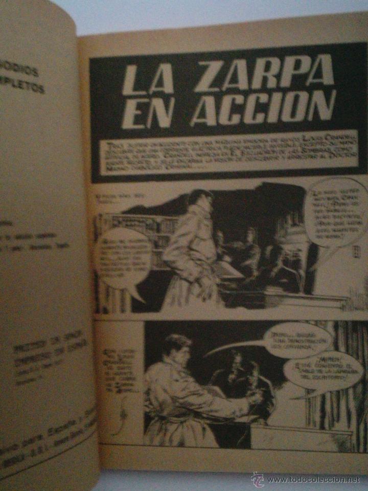 Cómics: ZARPA DE ACERO EXTRA - NUMERO 3- VOLUMEN 1 - VÉRTICE - 1ª EDICION - CJ 114 - gorbaud - Foto 3 - 49377638