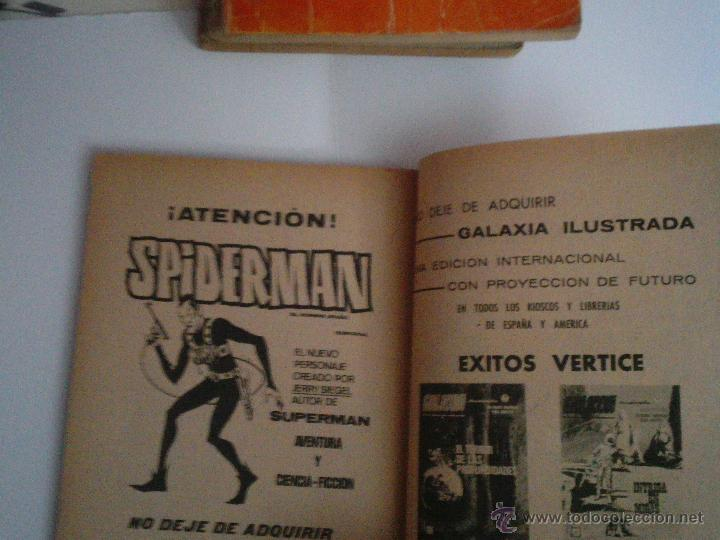 Cómics: ZARPA DE ACERO EXTRA - NUMERO 3- VOLUMEN 1 - VÉRTICE - 1ª EDICION - CJ 114 - gorbaud - Foto 5 - 49377638