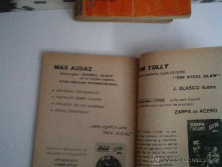 Cómics: ZARPA DE ACERO EXTRA - NUMERO 3- VOLUMEN 1 - VÉRTICE - 1ª EDICION - CJ 114 - gorbaud - Foto 6 - 49377638