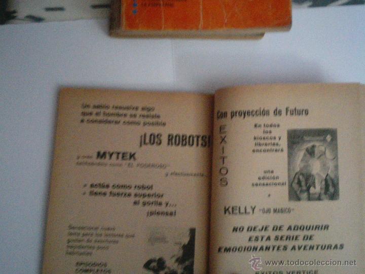 Cómics: ZARPA DE ACERO EXTRA - NUMERO 3- VOLUMEN 1 - VÉRTICE - 1ª EDICION - CJ 114 - gorbaud - Foto 7 - 49377638