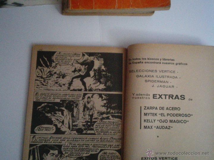 Cómics: ZARPA DE ACERO EXTRA - NUMERO 3- VOLUMEN 1 - VÉRTICE - 1ª EDICION - CJ 114 - gorbaud - Foto 8 - 49377638