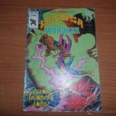 Cómics: SUPER HEROES VERTICE VOLUMEN 2 Nº 122 LA COSA Y WUNDARR. Lote 49434072