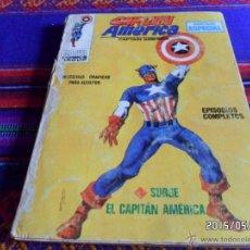 Cómics: VÉRTICE VOL. 1 CAPITÁN AMÉRICA Nº 1. 1969. 25 PTS. SURGE EL CAPITÁN AMÉRICA. DIFÍCIL!!!!. Lote 49442382