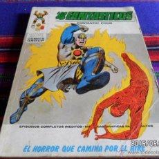 Comics : VÉRTICE VOL. 1 LOS 4 FANTÁSTICOS Nº 60. 30 PTS. 1974. EL HORROR QUE CAMINA POR EL AIRE. BE.. Lote 49443320