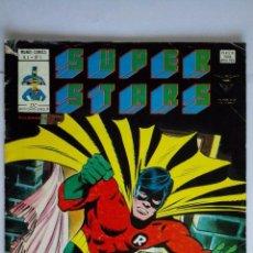Cómics: MUNDI-COMICS, SUPER STARS Nº 1 VOL 1, SUPER ESCUADRA DE ASTROS. Lote 49448560