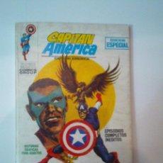 Cómics: CAPITAN AMERICA - VOLUMEN 1 - VERTICE - NUMERO 11- BUEN ESTADO - CJ 84 - GORBAUD. Lote 49482902