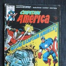 Cómics: CAPITAN AMERICA Nº 40 VOLUMEN 3 EDITORIAL VERTICE. Lote 49485285
