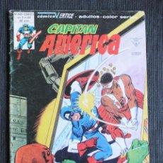 Cómics: CAPITAN AMERICA Nº 44 VOLUMEN 3 EDITORIAL VERTICE. Lote 49485544